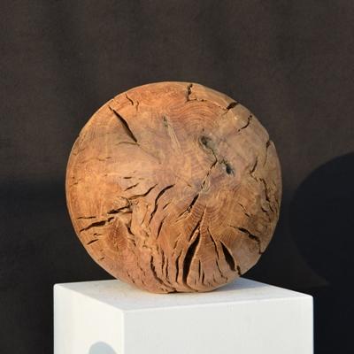 Holzkugel ca.35cm